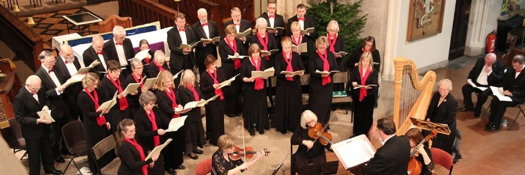 portsmouth baroque choir - holy trinity gosport