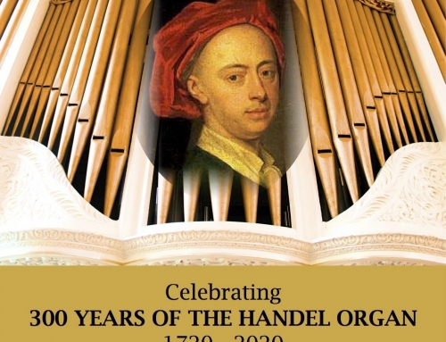 300th Handel Organ Anniversary