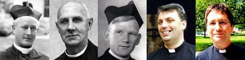 former holy trinity gosport priests